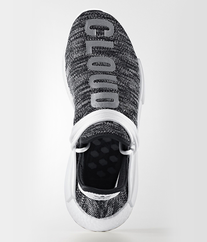 12284082a Pharrell x adidas NMD Hu Trail Core Black. Buy Now From  389