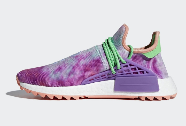 5933226326d3c Pharrell x adidas NMD Hu Trail Holi Chalk Coral. Buy Now From  288