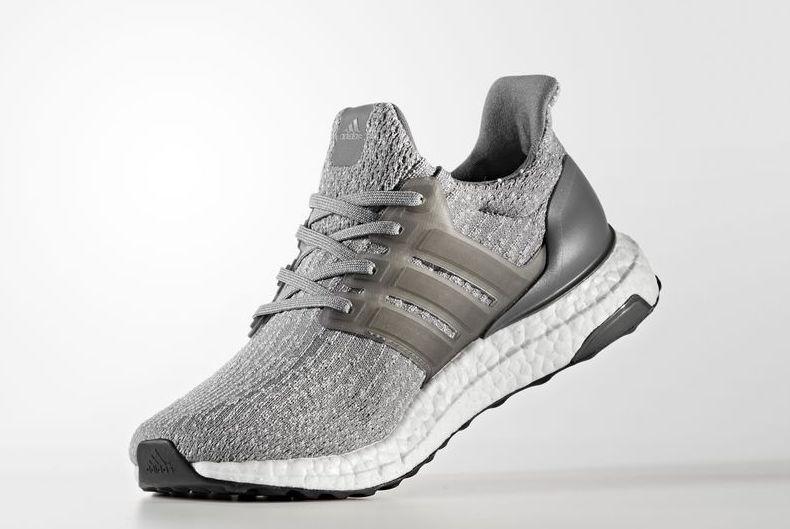 adidas Ultra Boost 3.0 Grey Four - KicksOnFire.com 1e99b6a28