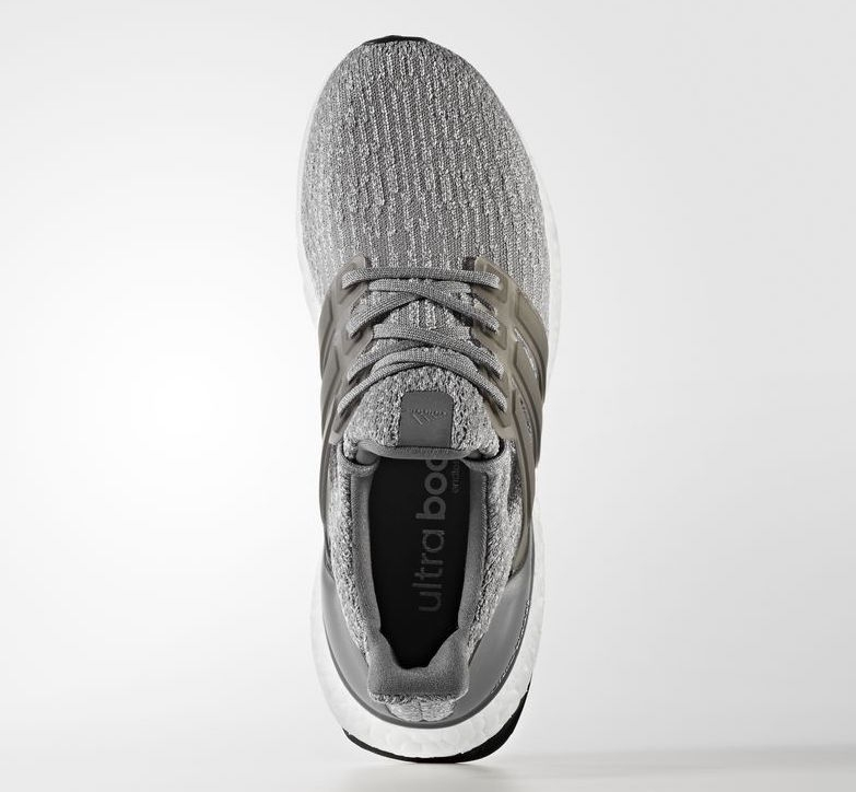 Adidas Boost Ultra 3.0 Version Gris FAPxCpd