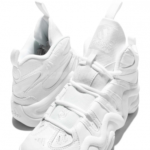 6f3825198d28 adidas Crazy 8 Triple White - KicksOnFire.com