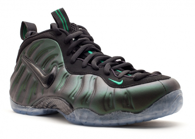 purchase cheap b789c 6af00 Nike Air Foamposite Pro Pine Green - KicksOnFire.com