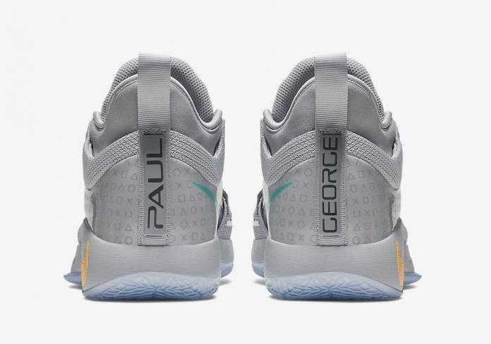 f25be268cdf3 PlayStation x Nike PG 2.5 Wolf Grey - KicksOnFire.com