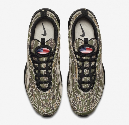 Nike Air Max 97 Country Camo USA. Buy Now From  149 913a600d1