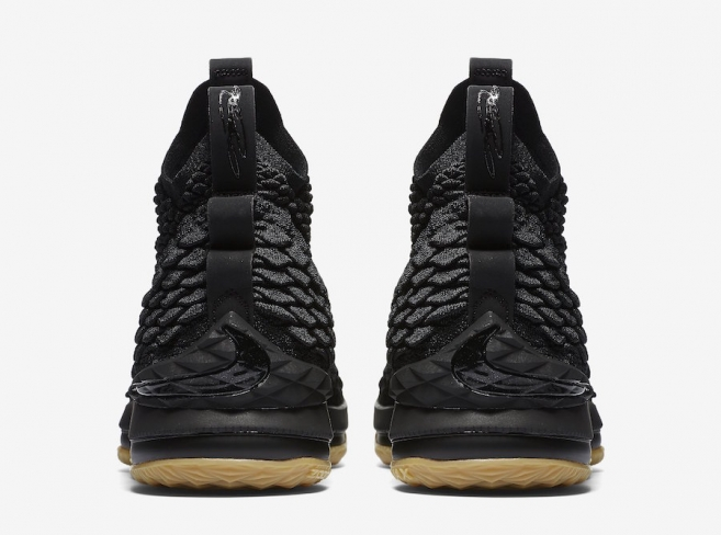 Nike LeBron 15 Black Gum - KicksOnFire.com 486eb82a80ef