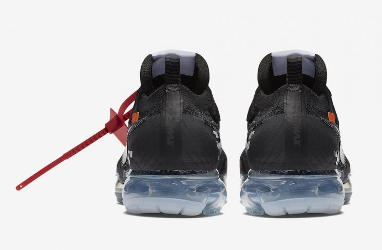 size 40 69c7f 307da Off-White x Nike Air VaporMax Black - KicksOnFire.com