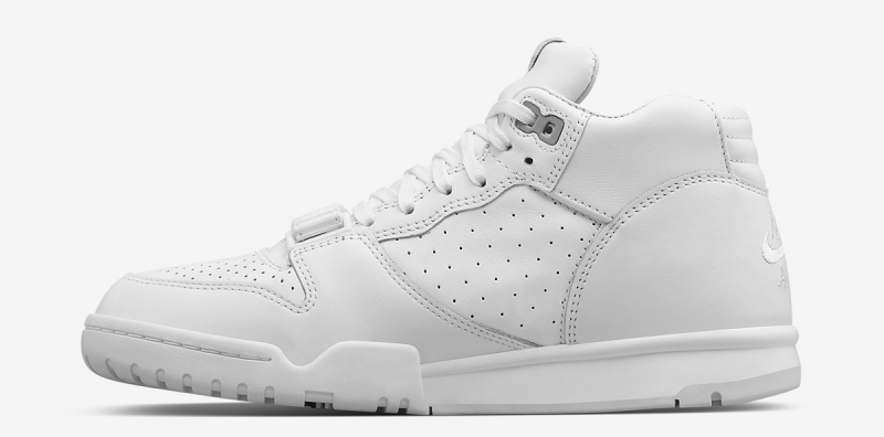 new product 83937 7ac26 fragment design x Nike Air Trainer 1 Mid - US Open White - KicksOnFire.com