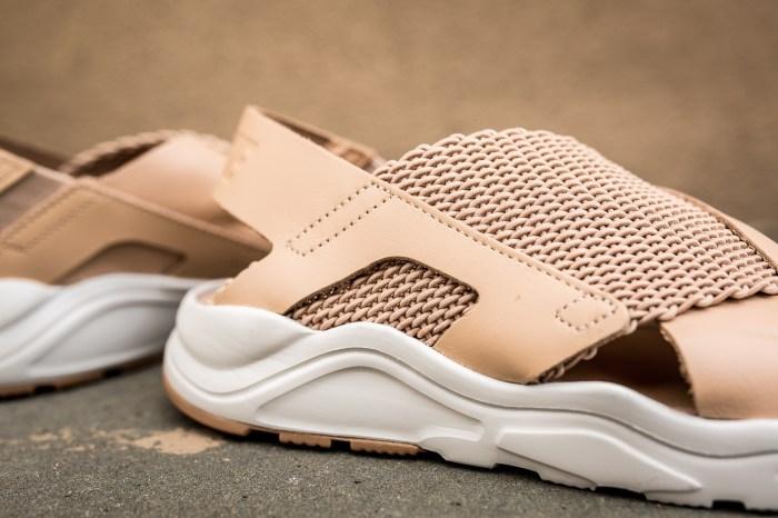 Ultra Wmns Huarache Sandal Tan Air Vachetta Nike ARL4j5