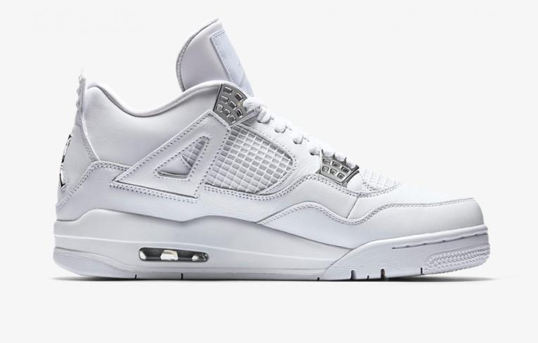 d4fffb9f4c73 Air Jordan 4 GS Pure Money - KicksOnFire.com