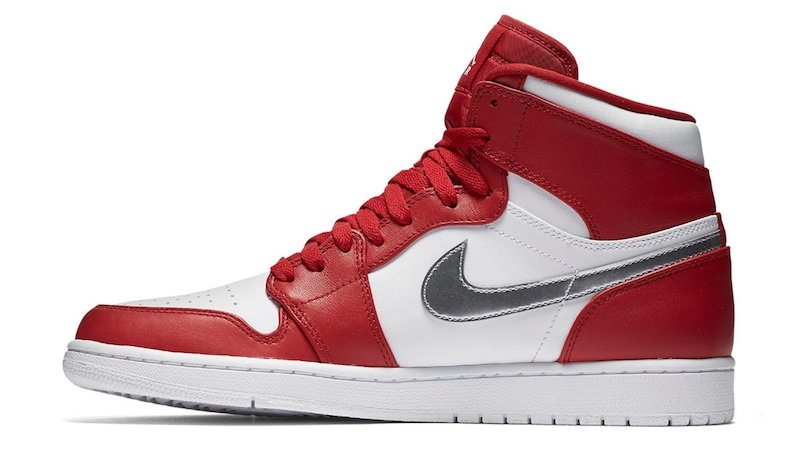 Air Jordan 1 Retro High - Silver Medal - KicksOnFire.com 717e9d498