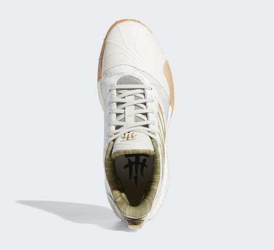 los angeles 3735e 3804f adidas T-Mac Millennium White Gold - KicksOnFire.com