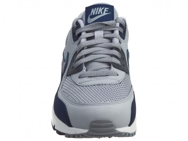 best loved bd88e 5dcb1 Nike Air Max 90 Wolf Grey Binary Blue - KicksOnFire.com