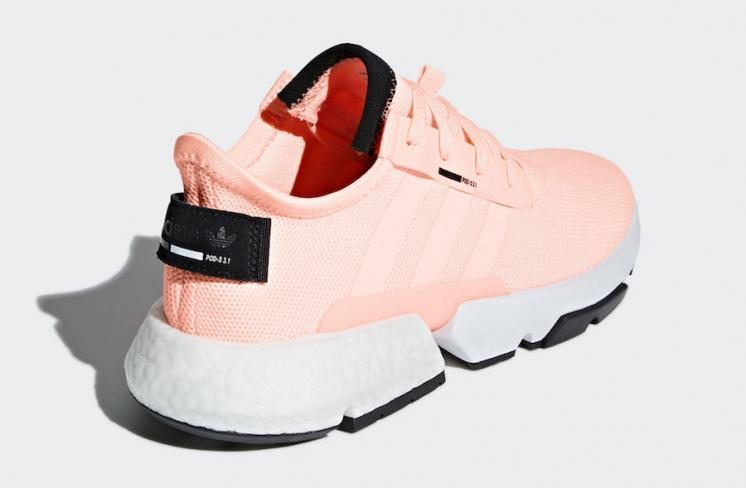 940271a72b58a4 adidas POD S3.1 Clear Orange - KicksOnFire.com