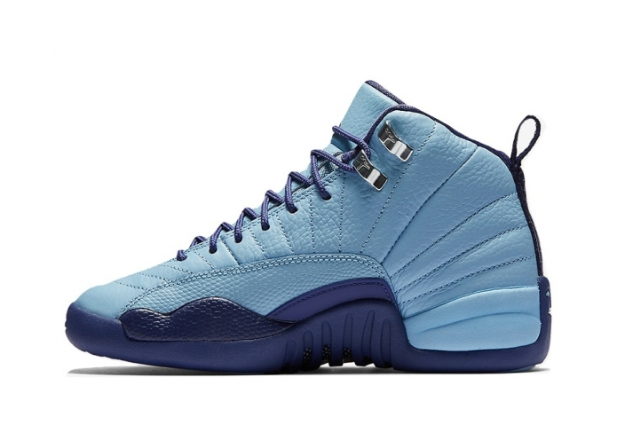 Air Jordan 12 GS - Dark Purple Dust. Buy Now From  119 · Want. WANTS. 8140.  COLOR. Blue Cap   Metallic Silver ... d4eaef023