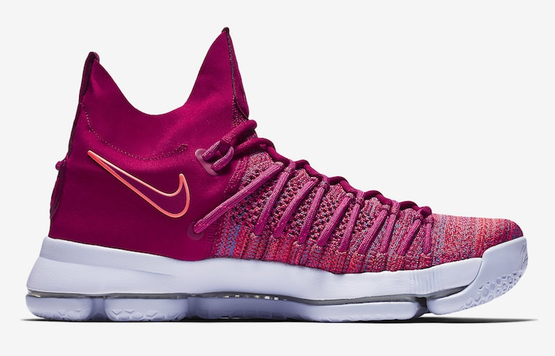 wholesale dealer c4851 808c0 ... germany nike kd 9 elite racer pink kicksonfire 4f988 858ba