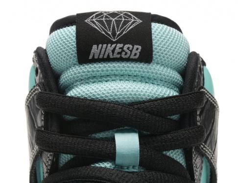 1fc61e4c76d5 Diamond Supply Co. x Nike SB Dunk High Premium - Tiffany - KicksOnFire.com
