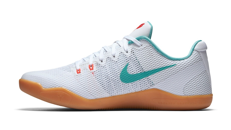 0627849e7d9 Nike Kobe 11 Summer Pack. Buy Kixify Buy Ebay Want. WANTS. 2962. COLOR.  White   Washed Teal - Bright Crimson