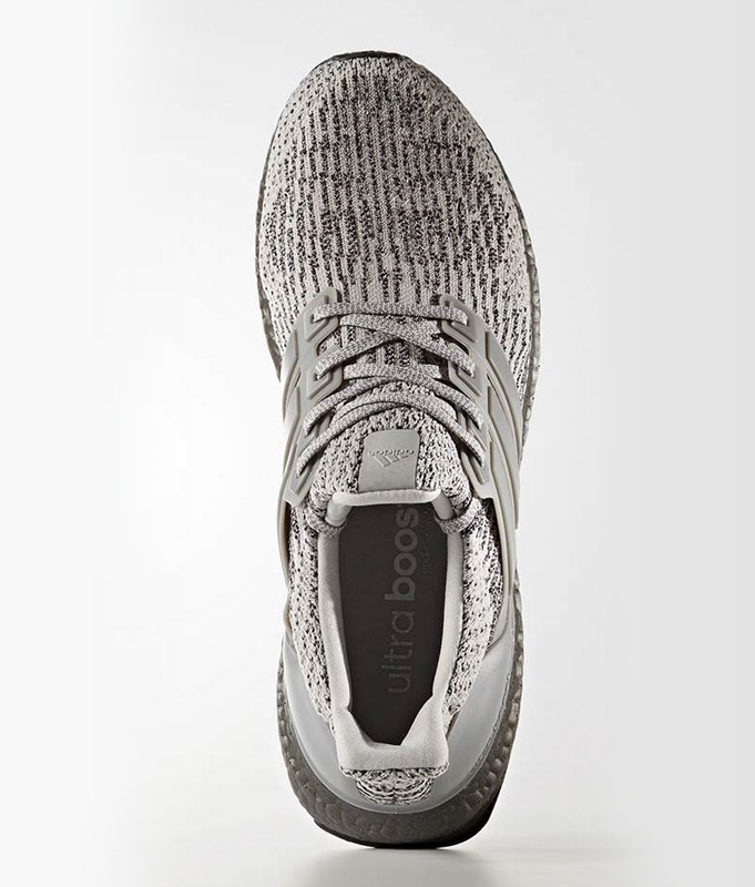 sports shoes d87dd d2e01 adidas Ultra Boost 3.0 Triple Grey - KicksOnFire.com