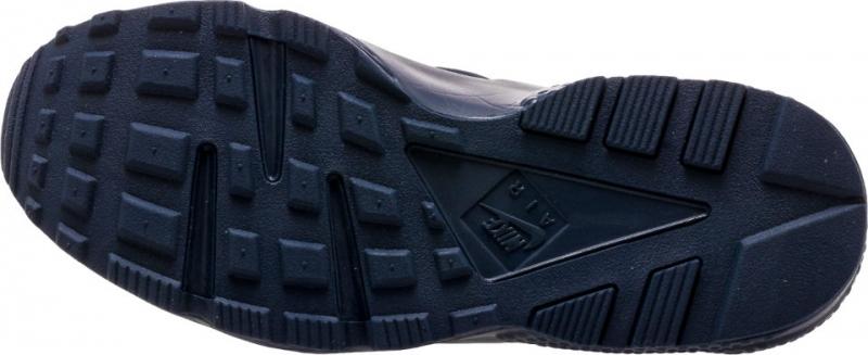 new style af0f2 606ba Nike Air Huarache Triple Navy - KicksOnFire.com