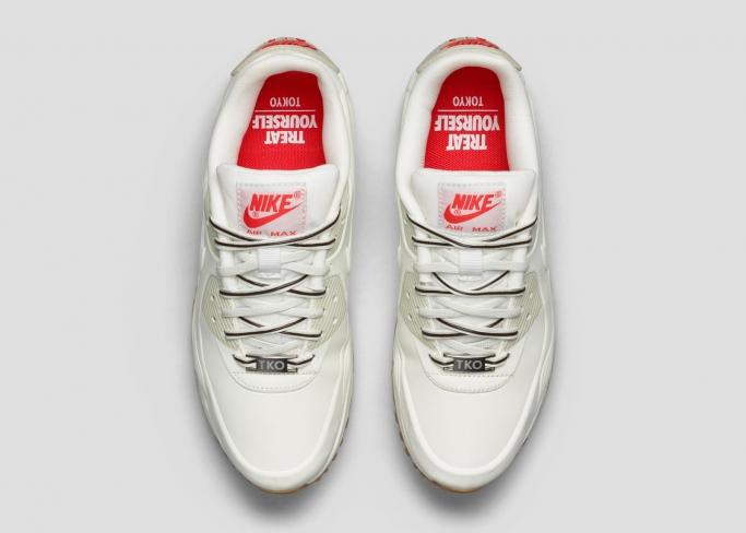 Nike WMNS Air Max 90 VT QS Tokyo Harajuku Crepe