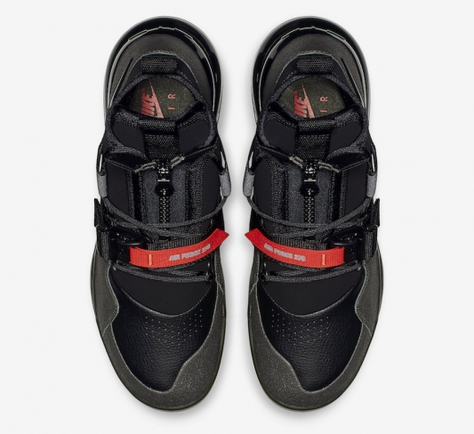 6bfbdb6ff676 Nike Air Force 270 Utility Sequoia. Buy Now From  147