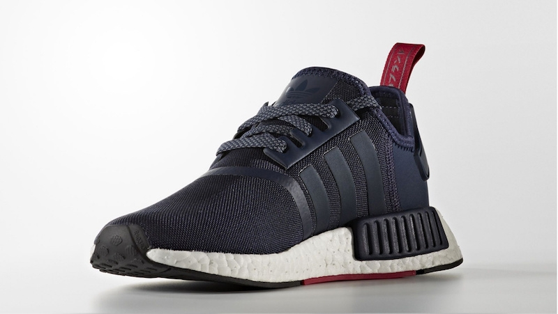 the latest b831e 05ff1 adidas NMD - Collegiate Navy - KicksOnFire.com
