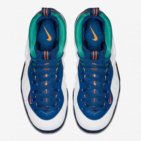 6a8fc2305841 Nike Little Posite Pro Gym Blue. Buy Now From  179
