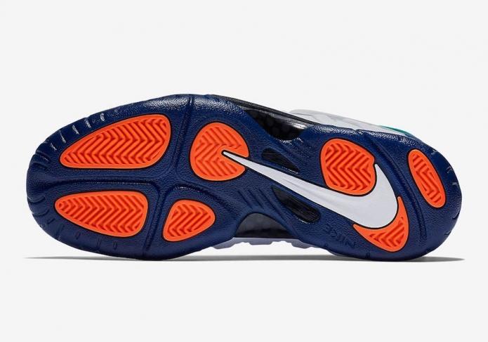 new style e1155 9f34f Nike Little Posite Pro Gym Blue - KicksOnFire.com