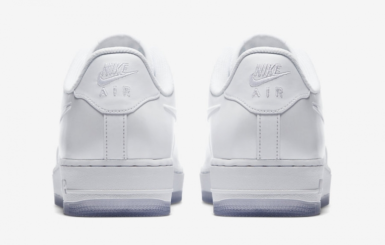 reputable site 06510 d9067 Nike Air Force 1 Foamposite Pro Cup Triple White ...