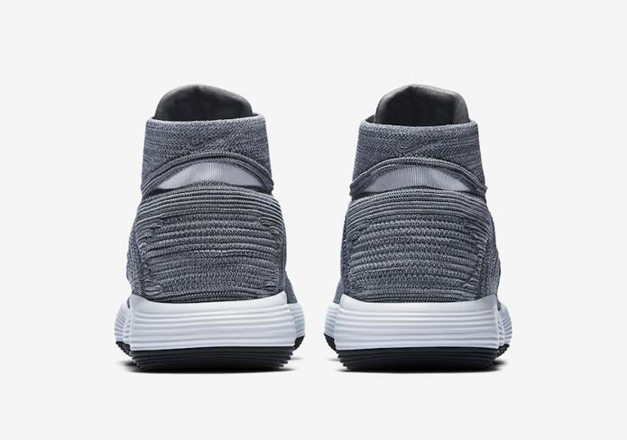 promo code ebf6a 7df6b Nike React Hyperdunk 2017 Flyknit Cool Grey
