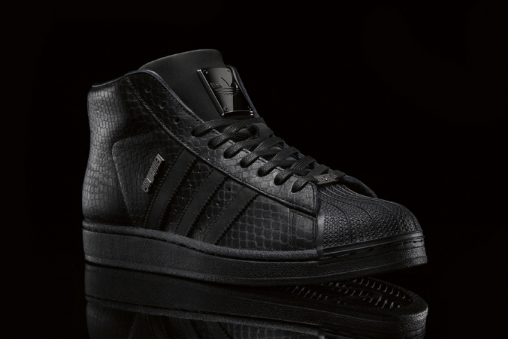 low priced 6d73b 4c529 Big Sean X adidas Pro Model 2 - Black - KicksOnFire.com