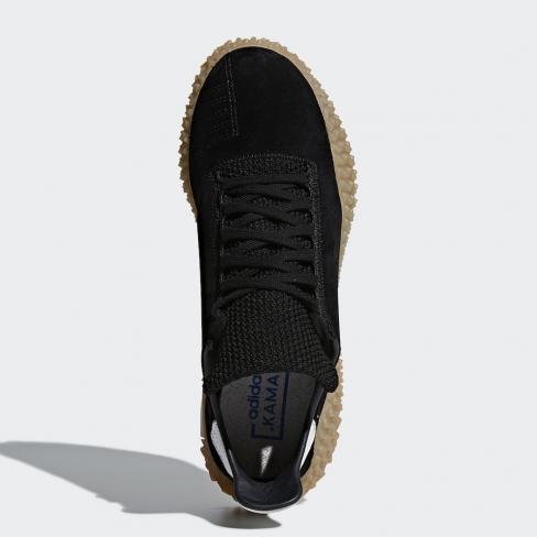 71015b100a08 adidas Kamanda Black Gum - KicksOnFire.com