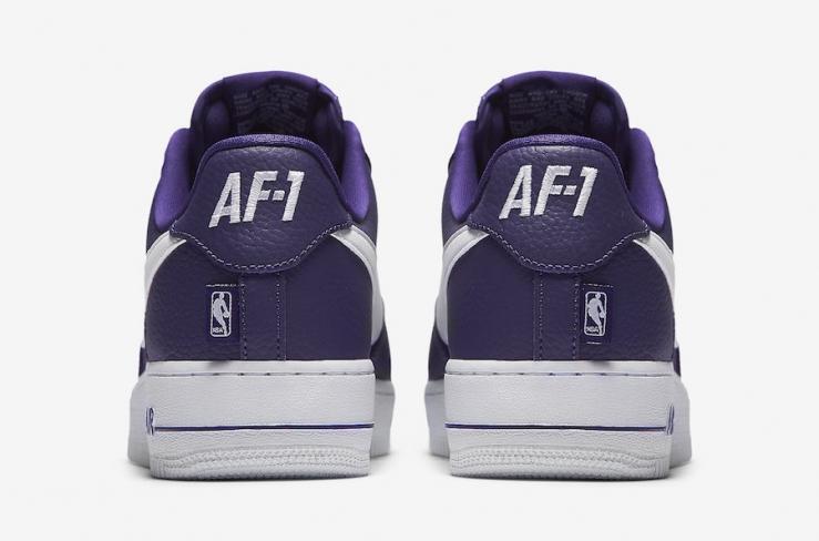 sports shoes d0325 9c63d Nike Air Force 1 Low Statement Game Purple - KicksOnFire.com