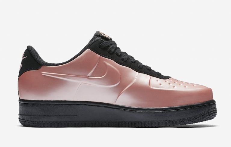 new styles 773d4 f535b Nike Air Force 1 Foamposite Pro Cup Coral Stardust ...