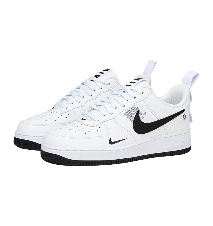 Nike Air Force 1 Low Lv8 Ul Utility White Black Kicksonfire Com