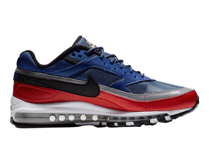 Nike Air Max 97 Bw Deep Royal Blue University Red Kicksonfire Com