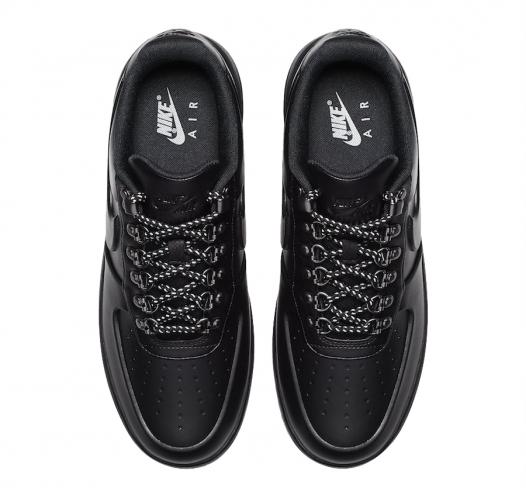 Lunar Force 1 Duckboot Low 'Black' Nike AA1125 001 | GOAT