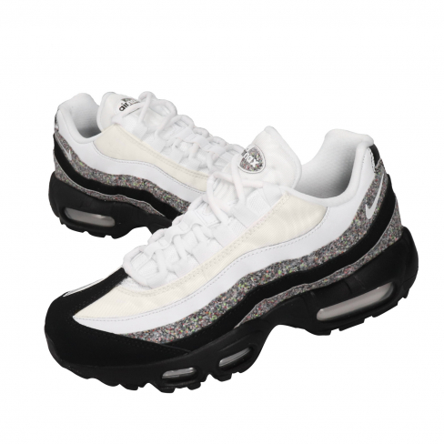 Nike Wmns Air Max 95 Se Black White Kicksonfire Com