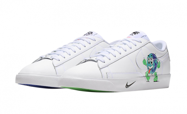 Steven Harrington x Nike Blazer Low