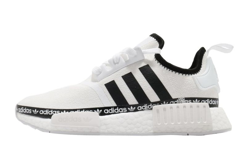 Adidas Nmd R1 Cloud White Core Black Cloud White Kicksonfire Com