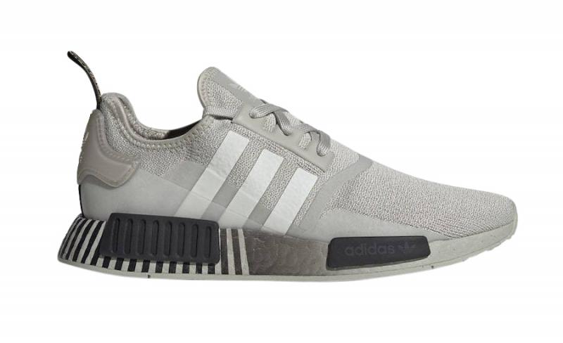 Adidas Nmd R1 Metal Grey Kicksonfire Com
