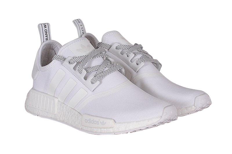 Adidas Nmd R1 Triple White Reflective Kicksonfire Com