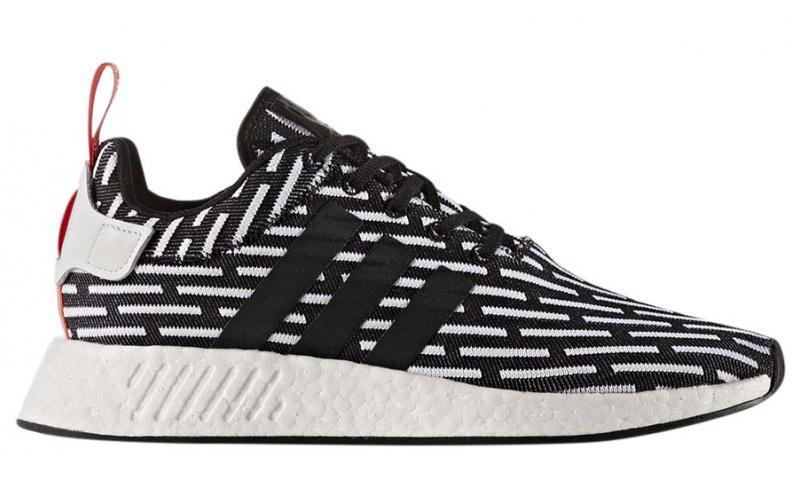 Adidas Nmd R2 Core Black Running White Kicksonfire Com