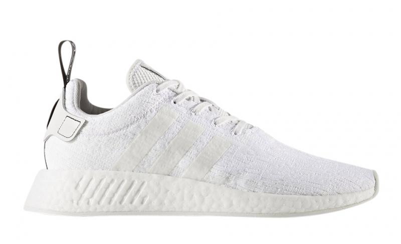 Adidas Nmd R2 White Kicksonfire Com