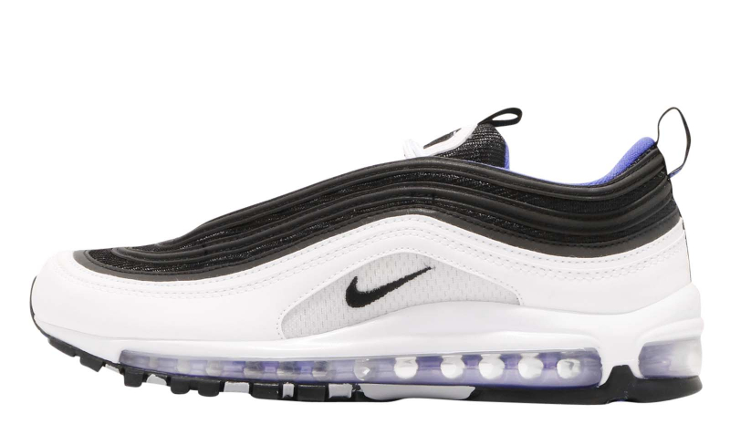 Nike Air Max 97 White Black Persian Violet Kicksonfire Com