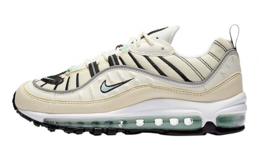 This Nike Air Max 98 Gets Covered In Pastel Tones • KicksOnFire.com