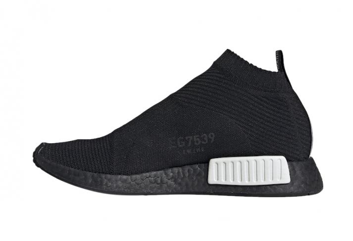 Universal Terraplén aire  adidas NMD City Sock Core Black - KicksOnFire.com