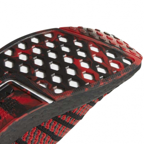 adidas NMD R1 Primeknit Collegiate Red