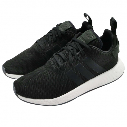 nmd r2 boost black