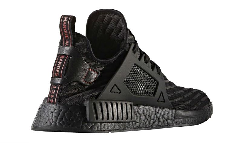 adidas NMD XR1 Triple Black - KicksOnFire.com